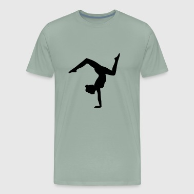 acrobat - Men's Premium T-Shirt