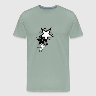 Cool stars - Men's Premium T-Shirt
