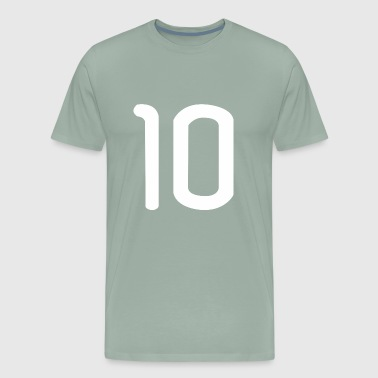 Ten - Men's Premium T-Shirt