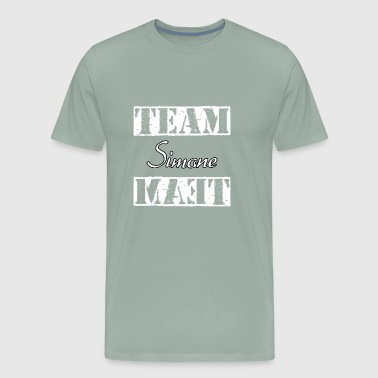 Team Simone - Men's Premium T-Shirt