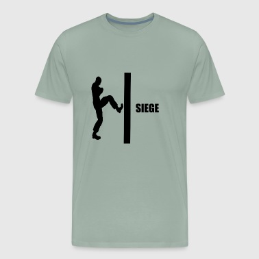 SIEGE - Men's Premium T-Shirt