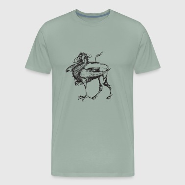 griffin - Men's Premium T-Shirt