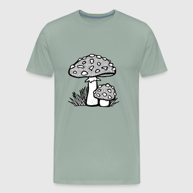 fungal - Men's Premium T-Shirt