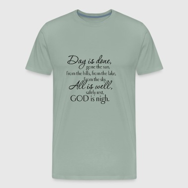 poem - Men's Premium T-Shirt