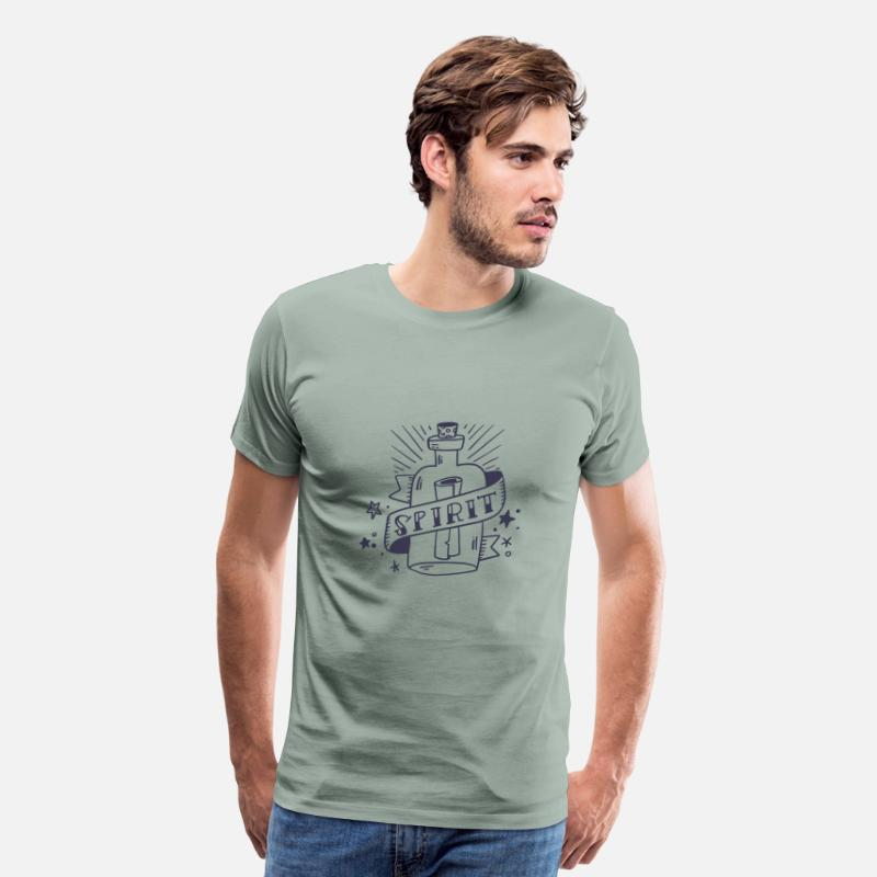 Old School Tattoo 1 Mens Premium T Shirt Spreadshirt