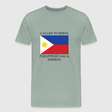 Philippines Naga LDS Mission Called to Serve - Men's Premium T-Shirt