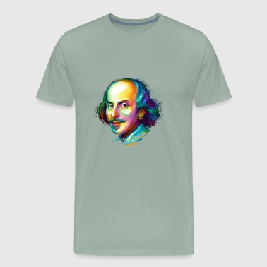 William Shakespeare - Men's Premium T-Shirt