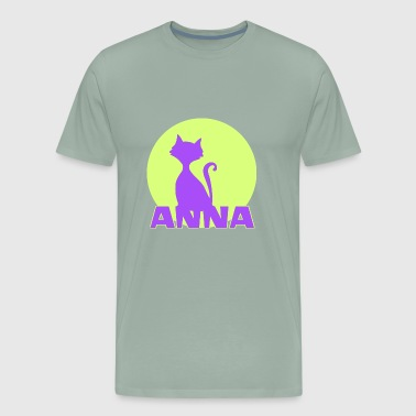 Anna first name - Men's Premium T-Shirt