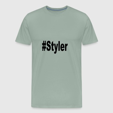 Styler - Men's Premium T-Shirt