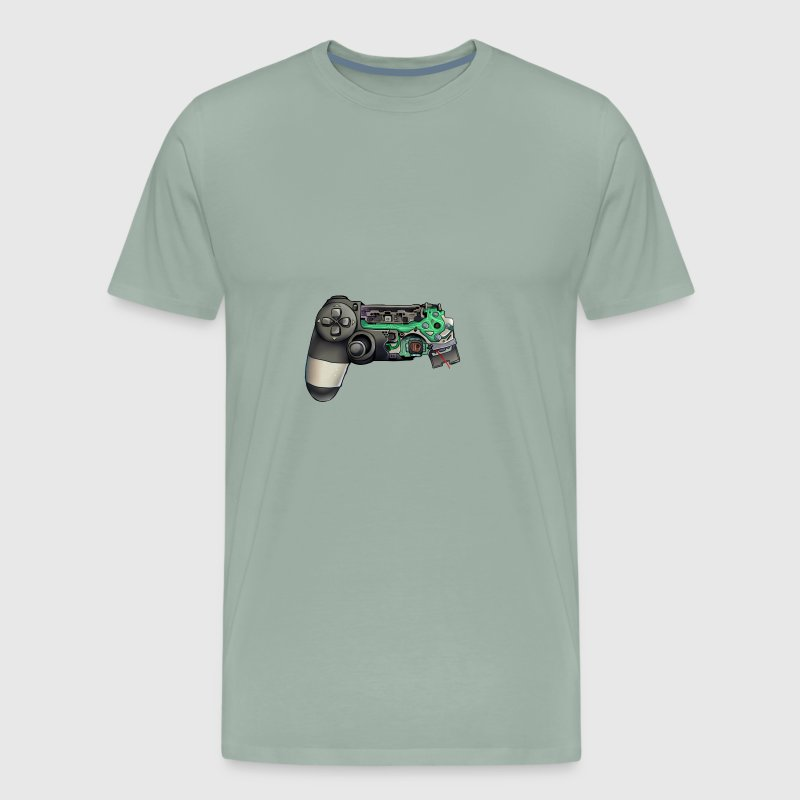 Broken Controller - Men's Premium T-Shirt