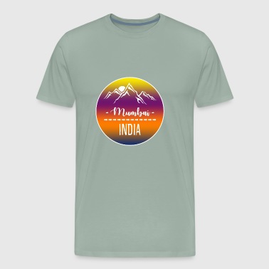 Mumbai India - Men's Premium T-Shirt