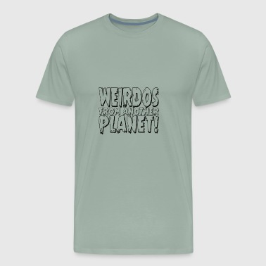 weirdos - Men's Premium T-Shirt