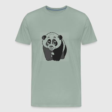 Giant panda - Men's Premium T-Shirt