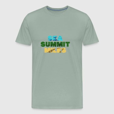 Sea Summit Miles Adventure - Men's Premium T-Shirt