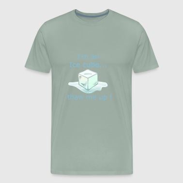 Ice - Men's Premium T-Shirt