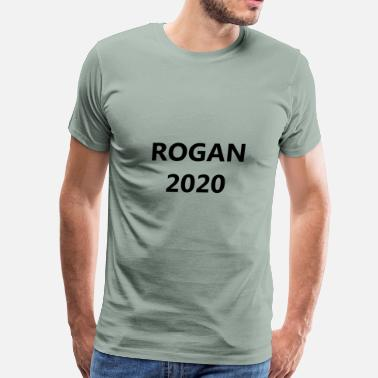 Joe Rogan ROGAN 2020 - Men's Premium T-Shirt