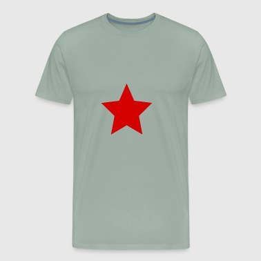 Lone Star star1 - Men's Premium T-Shirt