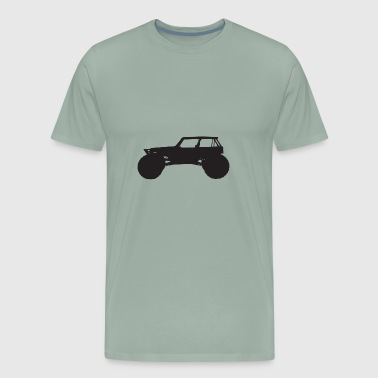 monster truck - Men's Premium T-Shirt
