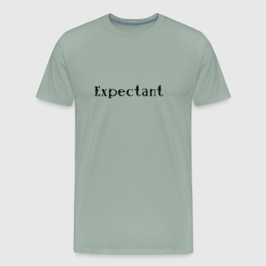 expectant - Men's Premium T-Shirt