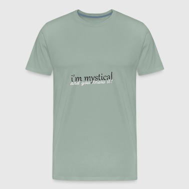 mystical - Men's Premium T-Shirt