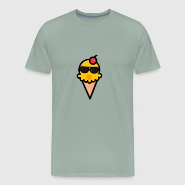 Graffiti Ice Cream ice cream - Men's Premium T-Shirt