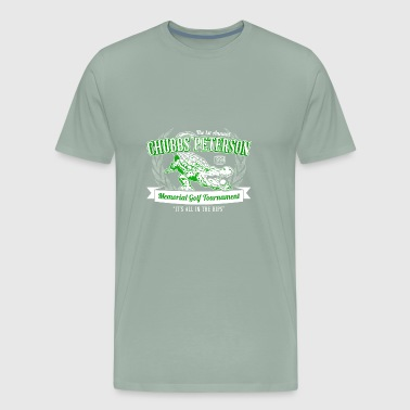 CHUBBS PETERSON GOLF MEMORIAL LOGO Great Best - Men's Premium T-Shirt