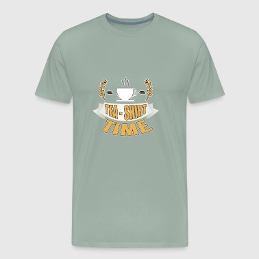 Tea, Tea, Tea - Men's Premium T-Shirt