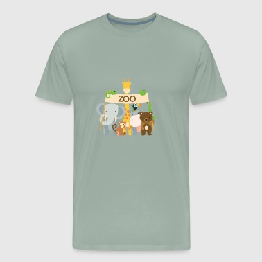 Zoo Design - Men's Premium T-Shirt