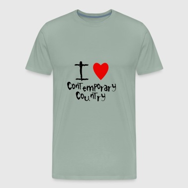 Contemporary Country - Men's Premium T-Shirt