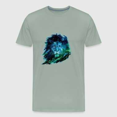 Boy lion - Men's Premium T-Shirt