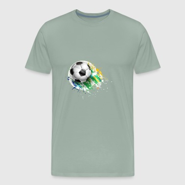 Foot ball - Men's Premium T-Shirt