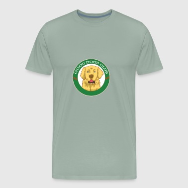 Good dogs club - Men's Premium T-Shirt