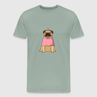 Uni dog - Men's Premium T-Shirt