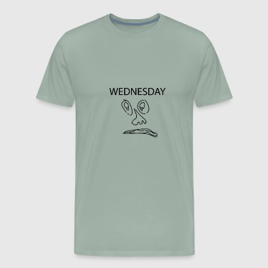 WEDNESDAY T-SHIRT - Men's Premium T-Shirt