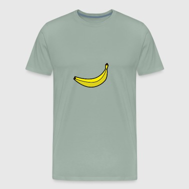 Cartoon Banana - Men's Premium T-Shirt