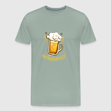 oktoberfest beer - Men's Premium T-Shirt