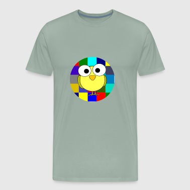 Yellow Bird - Men's Premium T-Shirt