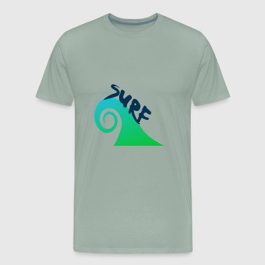Surf - Surf - Men's Premium T-Shirt