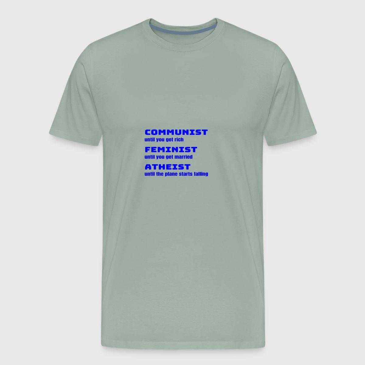 Funny Anti Liberal T Shirts Bcd Tofu House