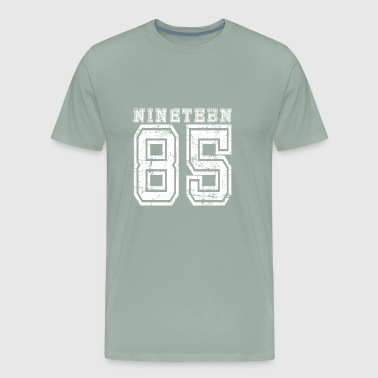 Nineteen 1985 - Men's Premium T-Shirt