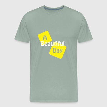 A Beautiful Day - Men's Premium T-Shirt