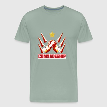 Comradship Warframe Clan - Men's Premium T-Shirt