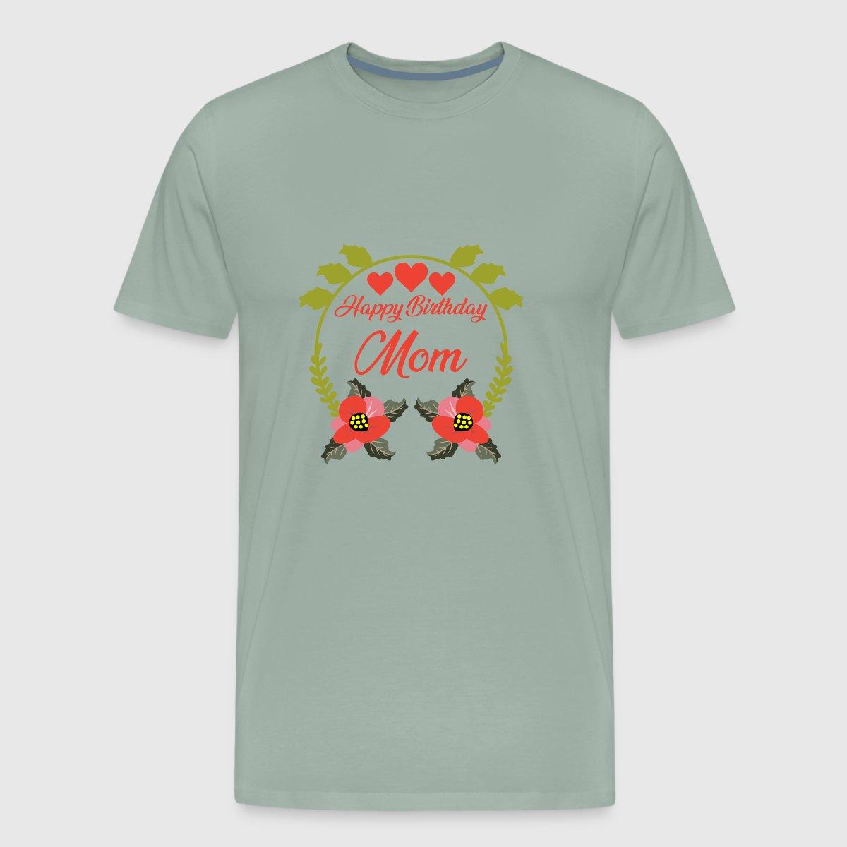 Birthday T Shirts For Mom