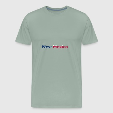 4th of July new mexico - Men's Premium T-Shirt