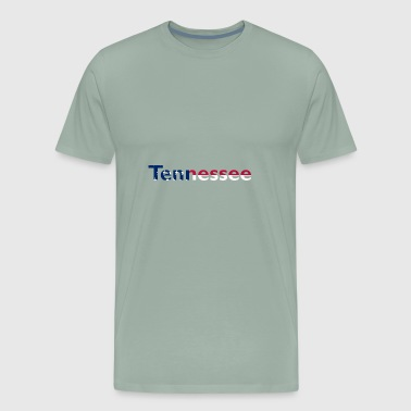 4th of July tennessee - Men's Premium T-Shirt
