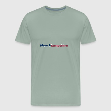 4th of July new hampshire - Men's Premium T-Shirt
