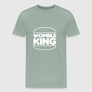 Womble King - Men's Premium T-Shirt