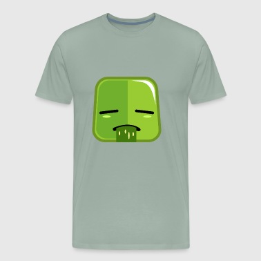 Sick Face - Men's Premium T-Shirt