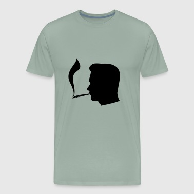 PUFF PUFF PASS - Men's Premium T-Shirt