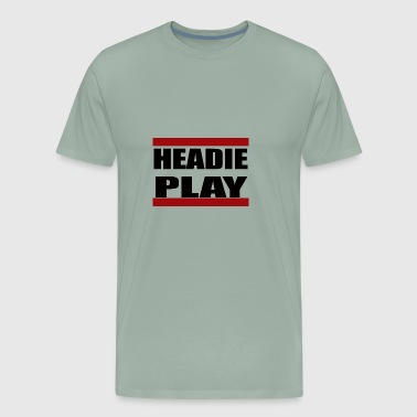 headie play - Men's Premium T-Shirt